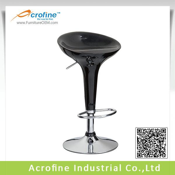 Acrofine modernen abs kunststoff barhocker leder barstuhl for Barhocker plexiglas