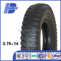 Hot sale motorbike tyre/ 2.75-14 motorcycle tyre / tire factory in china