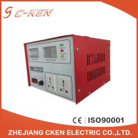 Cken 2016 China SVC 1000VA Single Phase AC Automatic Voltage Stabilizers , Voltage Regulators Price