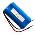 Deep cycle recharge 7.4v 18650 2500mAh lithium ion battery pack