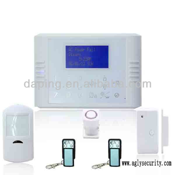 Automation Alarm System Security Guard Equipment