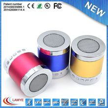 fm radio smartphone af mini digital speakers