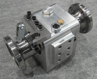 custom made small gearbox, small marine gearbox, mechanical gearbox