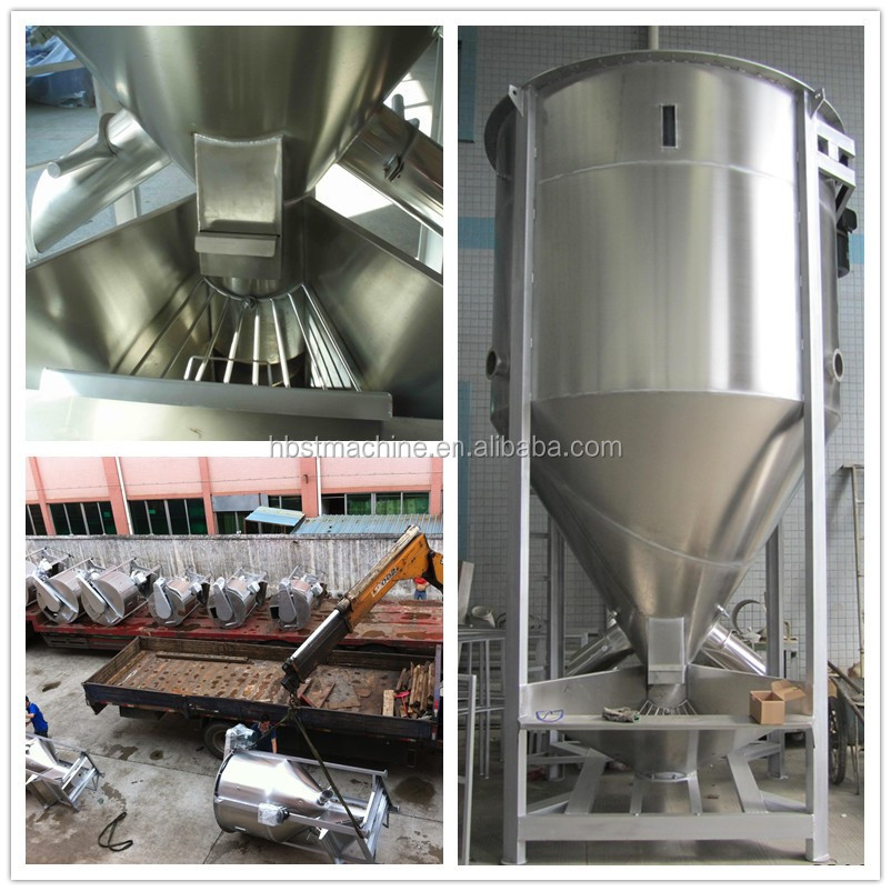 High Quality Plastic Resin Mixing Machine with low price