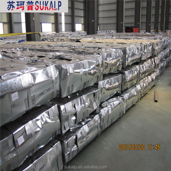 688/750/915 Galvanized steel floor decking sheet