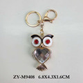 3D owl design keyholder for promotion, functional travel kit
