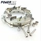 Powertec Turbocharger nozzle ring GT1849V 717625 Turbo VNT for Opel 2.2DTI