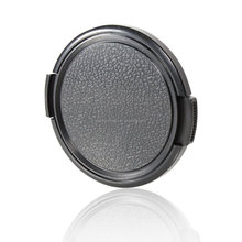 27MM Sides Pinch Snap-On Front Lens Cap/Cover for Canon, Nikon, Sony, Pentax all DSLR lenses