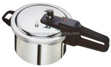 6.5 Ltr. aluminum pressure cooker Silver pressure cooker as seen on TV