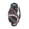 High Quality Custom PU Leather Golf Staff Bag