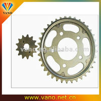 High quality CBF150 36T/14T Motorcycle sprocket