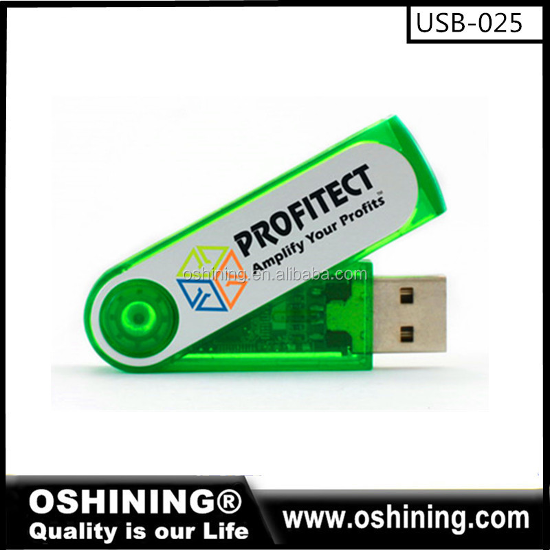 China factory price custom logo Rotated Metal Key USB Flash Drive /Cheap usb memory stick
