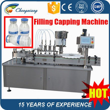 Factory sale automatic chemical filling machine,auto filler