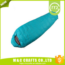 High quality factory price beautiful low weight sleeping bag