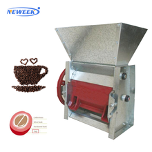 NEWEEK manual model bean pulper coffee peeling machine for sale