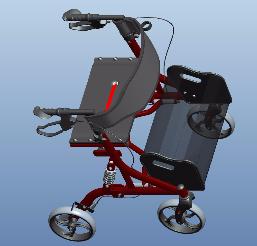 New design medical mobility walking aids Covers USA, EU,Asian and others market