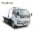 5 ton flatbed trailer wrecker truck ISUZU tow truck for sale