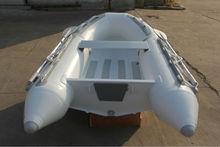 2015 China CE Certificate Manufacture 4.3m Best Inflatable RIB Boats China Rubber Fish Boat