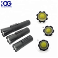 Finely processed Tool COB flashlight high power led torch light