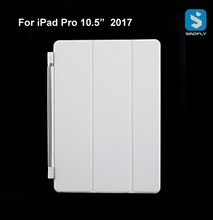 front smart cover hosler for ipad pro 10.5 ,ultra thin leather case for ipad pro 10.5