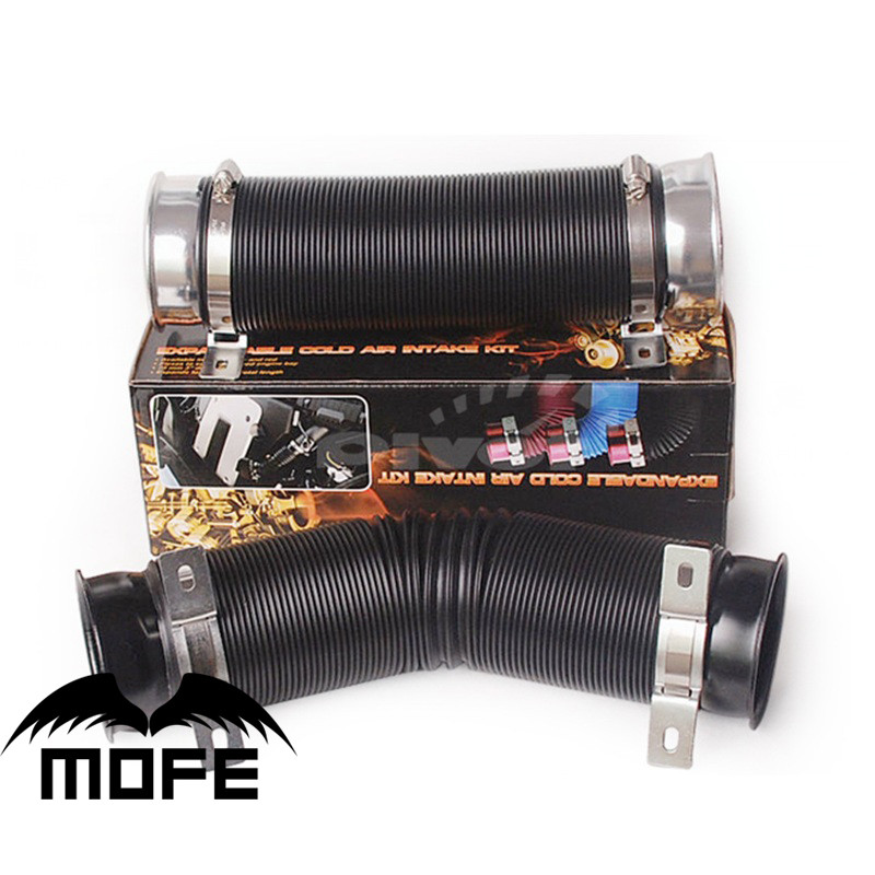 Universal High Performance EPDT Racing Car Air Intake Filter Pipes
