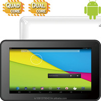 7 inch Android Tablet PC, Dual Core, 4GB + 512MB, Camera, TN, Slim Design