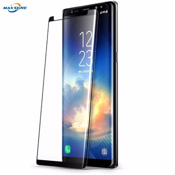 Note 8 3d screen protector 2017 for samsung case friendly screen protector note 8 tempered glass