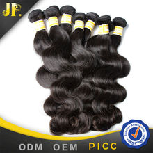 JP hair 6A peruvian remy weave hair packs cheap best quality body wave hair