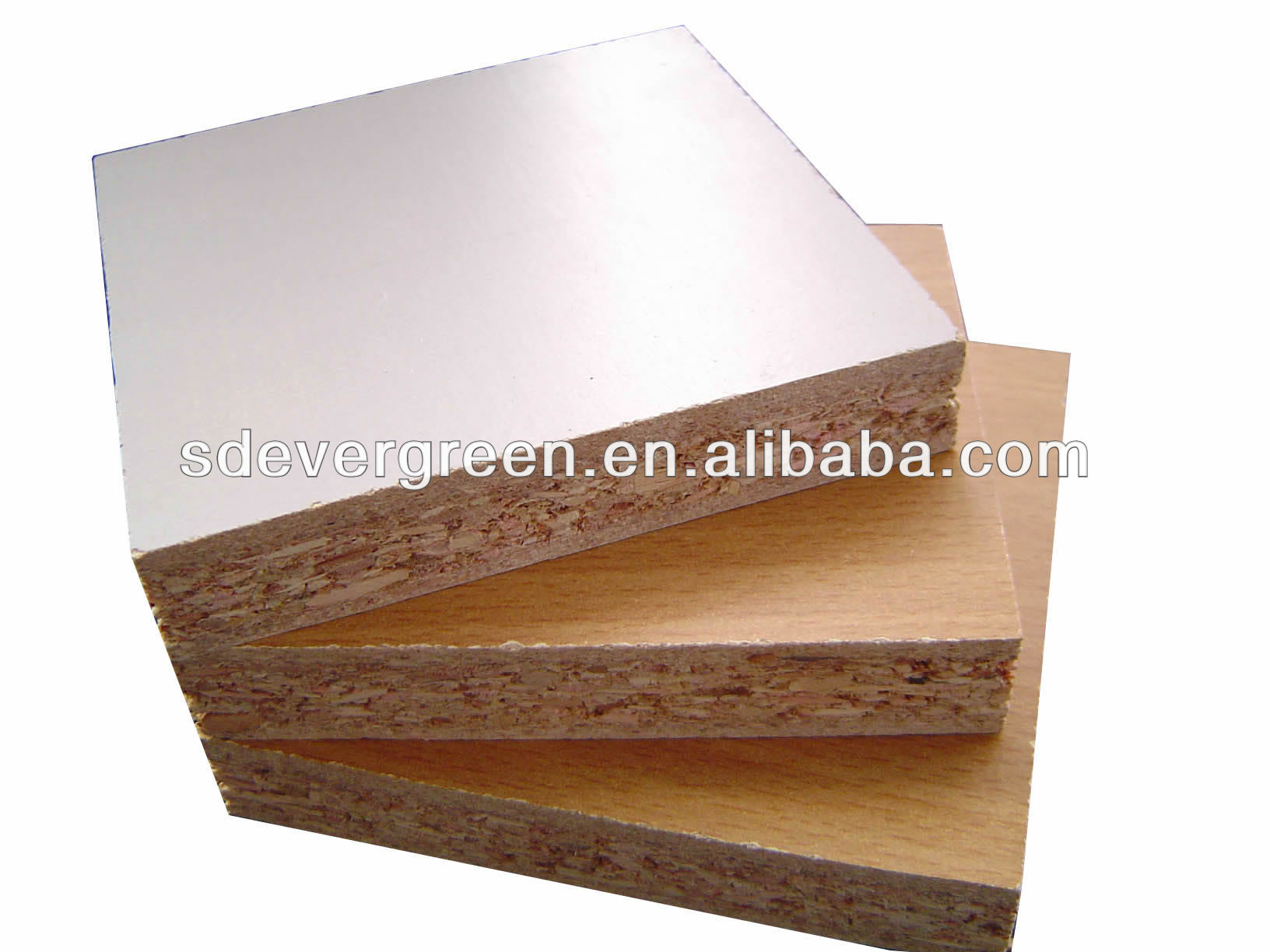 high quality melamine faced chipboard 15mm 18mm 21mm