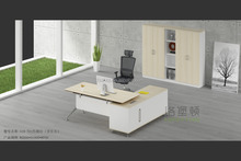 l shape desk melamine office executive office desk 419-T01