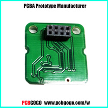 PCBGOGO PCB SMT/DIP assembly PCBA supplier in shenzhen /f