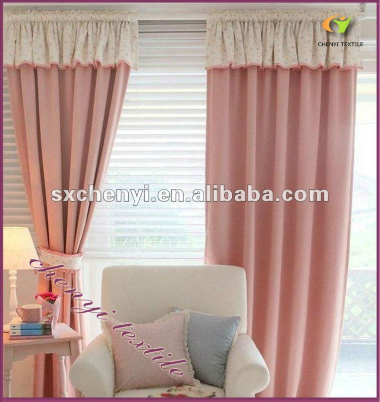 good looking and aesthetic curtain design in 2013