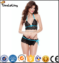 hot sales Sexy Lingerie Women Erotic Lingerie Manufacture Dress Nightwear Sexy Baby Doll for women sexy sleepwear