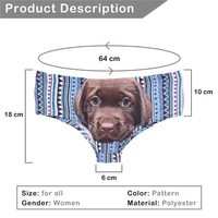 Top selling young girls underwear panties model