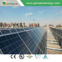 A grade China supplier paneles solares 4000 a 5000w with 250w solar panel for house