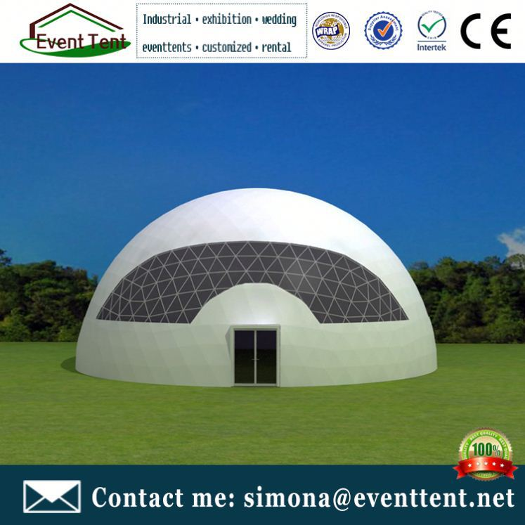 2016 Waterproof Garden Igloo inflatable dome tent