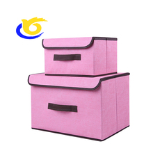 2018 Hot Selling Fabric Toy Storage Box