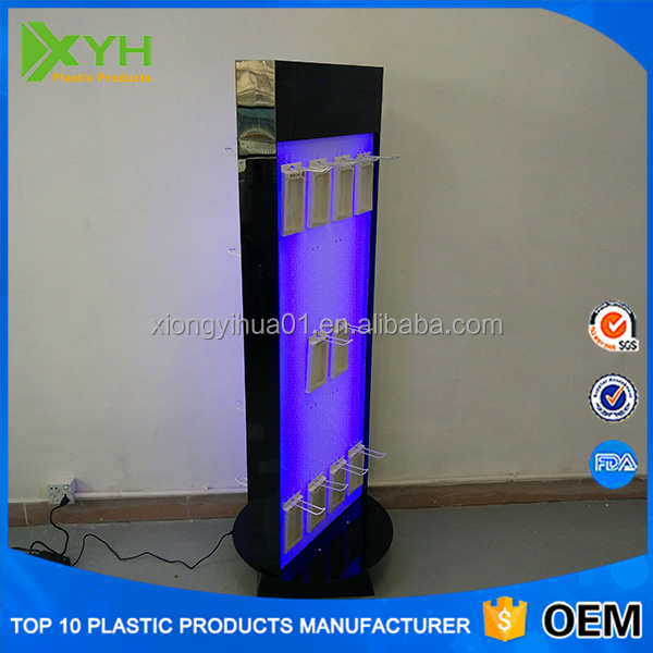 Factory Price Cell Phone Accessories Floor Display Racks / Mobile accessories Display