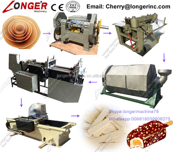 Factory Price CE Certified High Quality Ice Cream Stick Machine