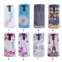 Sublimation UV Printing TPU Soft Phone Case for LG G3 Mini, Customized Ultra Thin TPU Mobile Phone Case for LG G3 Mini