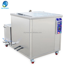 Carburetor ultrasonic cleaning machine with oil filteration system JP-720G