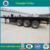 3 axle 40 ton 40ft flatbed container trailer for sale