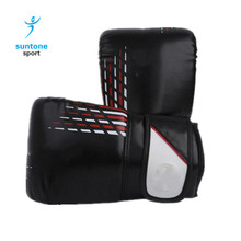Sandbag microfibre leather heavy bag training MMA winning custom boxing gloves SH313-2