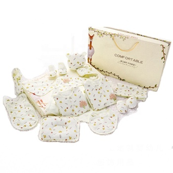 Sandro 2019 Wholesale New Born Baby Clothing Gift Set