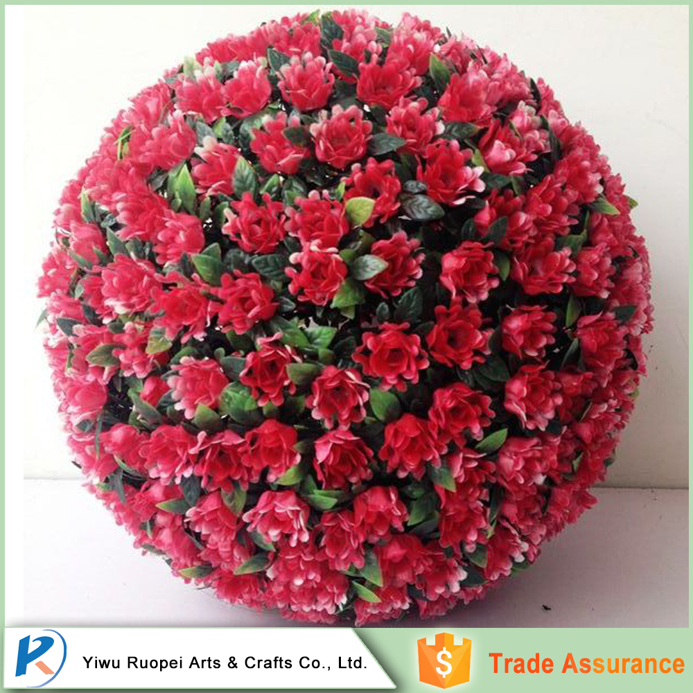 Wholesale Outdoor Indoor decoration wooden scented artificial flower