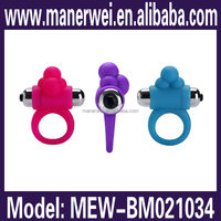 New coming magic power male stimulation flexible magnetic donut cock ring
