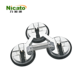 aluminium alloy vacuum ego sucker hand tool glass suction cup