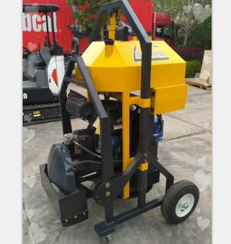 manhole circular cutting and maintenance machine Manhole Cutter Manhole repair Cutting machine