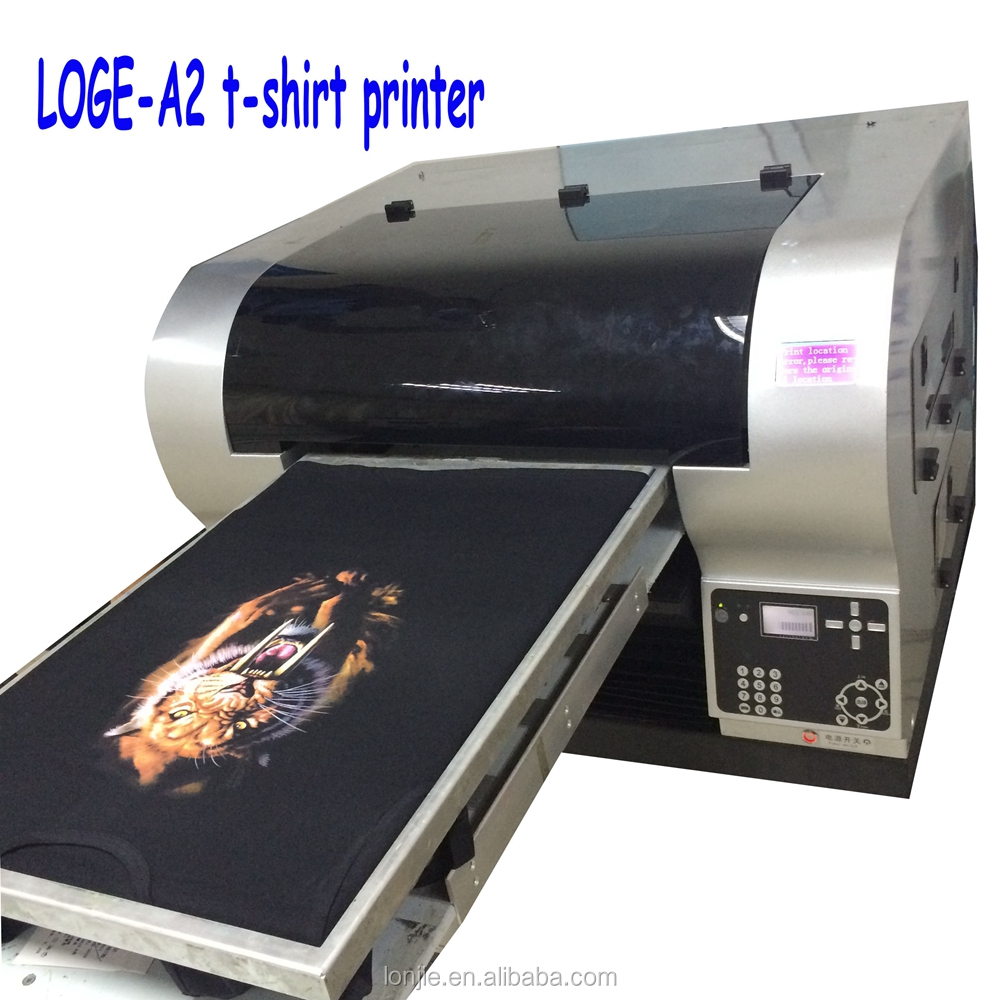 printing clothing machine