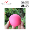 Best Quality various colors hard rubber lacrosse ball